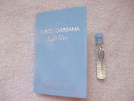 """Dolce & Gabbana """"Light Blue"""" Sample Vial"""
