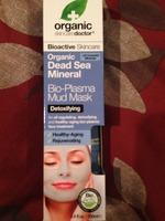 Organic Dead Sea Mineral Mud Mask