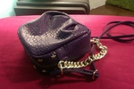 Steve Maddenppurple cross body