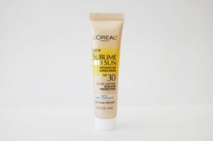 L'Oreal Sublime Sun Advanced Sunscreen SPF 30