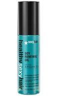 Healthy sexy Hair- Soy Renewal oil Nourishing Styling Treatment