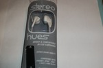 Vibe Stereo Hues White Earbuds