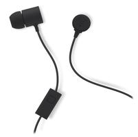 Nicole Miller Round Interlock Earbuds