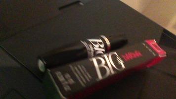avon big & daring mascara volume blackest black