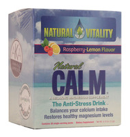 Natural Calm Anti-Stress Drink Packets