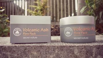 Secret Nature Volcanic Ash Pore Pack