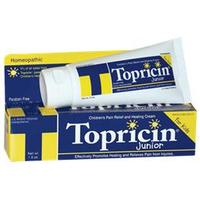 Topricin Junior Homeopathic Pain Relief
