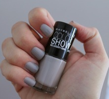 Maybelline Color Show Nail Polish in Audacious Asphalt