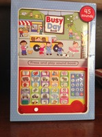 Busy Day Book