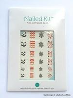 """Nailed Kit Halloween Decals """"Jack-O-Lantern"""""""