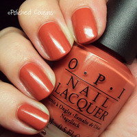 OPI Nail Laquer Schnapps Out of It!