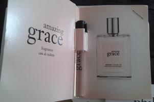 Philosophy Amazing Grace - sample