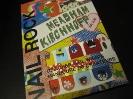 Nail Rock Designer Nail Wraps - Meadham Kirchhoff