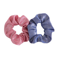 2 pack Shining Scrunchies
