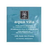 APIVITA Aqua Vita 24H Moisturizing Cream for Normal/Dry Skin