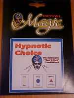Hypnotic Choice by Royal Magic