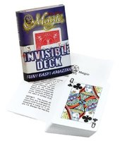 Invisible Deck by Royal Magic