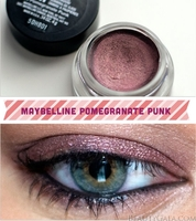 Maybelline Color Tattoo (Pomegranate Punk)