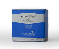 Hydroxatone Instant Effect 90 Second Wrinkle Reducer - 15 Packets Value $40