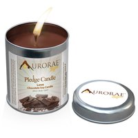 Chocolate Soy Candle by Aurorae