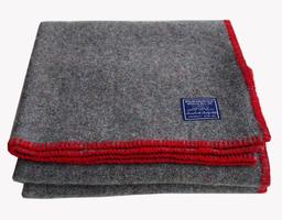 Faribault Woolen Mill Throw Blanket ( from MSA02 Quarterly Box)