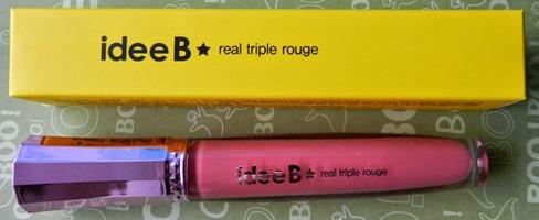 IdeeB Real Triple Rouge in Shine Pink