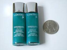 Lancome Visionnaire 7ml sample x 2