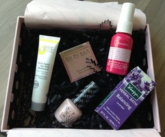 ENTIRE or COMPLETE November Glossybox 2014