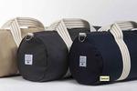 Blue Claw Duffel Bag