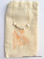 A Fresh Start Fresh Water Pearl Necklace