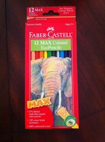 Faber-Castell 12 MAX Colored EcoPencils
