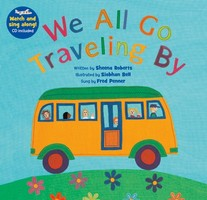 We All Go Traveling By Book w/CD