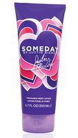 Someday by Justin Bieber Body Lotion