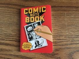 Comic Note Book