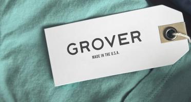 Grover US tee