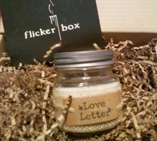 UnCommon Scents Soy Candle in Love Letter