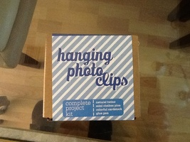 Makerskit - Hanging Photo Clips