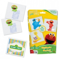 Sesame Street Memory Match Game