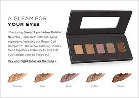 Julep Sweep Eyeshadow Palette - Neutrals