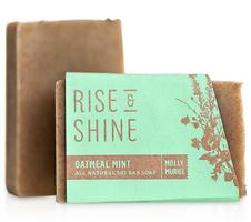 Molly Muriel Rise and Shine Soap