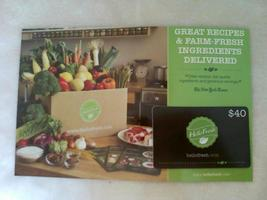 Hello Fresh $40 Voucher