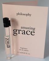 Philosophy Amazing Grace Perfume Vial