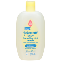 JOHNSON'S® baby HEAD-TO-TOE® wash