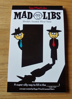 Spy Mad Libs - World's Greatest Word Game