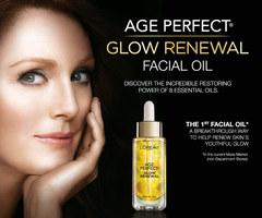Loreal Age Perfect Glow Renewal Facial Oil