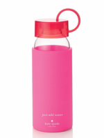 Kate Spade Glass Water Bottle