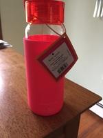 Kate Spade glass water bottle