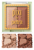 Pixi by Petra Mesmerizing Mineral Duo in 'Apricot Glow'
