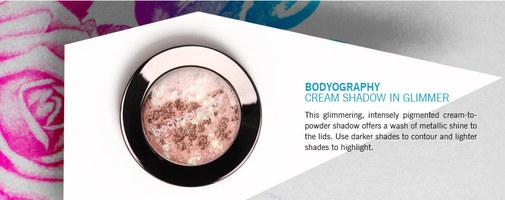 Bodyography Cream Shadow in Glimmer