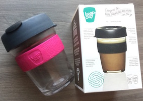 KeepCup Brew 12-Ounce Reusable Coffee Cup